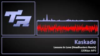 Kaskade - Lessons In Love (Headhunterz Remix) - Extended
