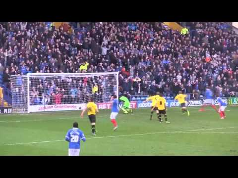 Super Jed Wallace | Portsmouth FC