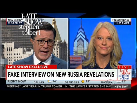 Thumbnail: Kellyanne Conway Gives It To Stephen Straight (As In, Straight Up BS)