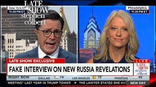 Kellyanne Conway Gives It To Stephen Straight (As In, Straight Up BS) thumbnail