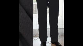 comment coudre 1 pantalon