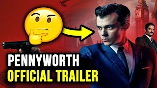 Should YOU Watch This Show? - Pennyworth Official Trailer REACTION!