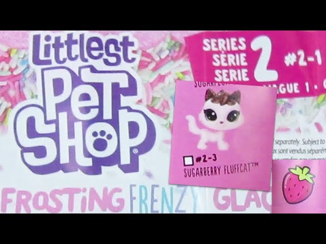 NEW Littlest Pet Shop Sneak Peak Announcement! | Frosting Frenzy Series 2 LPS