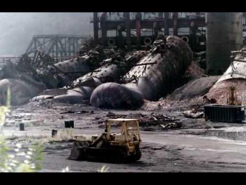 Carrie Blast Furnace Photos by Robert S. Dorsett - YouTube