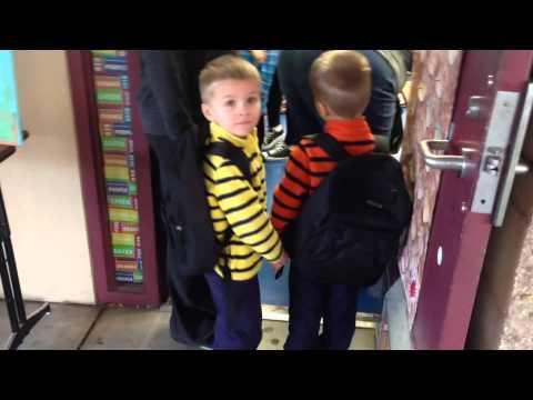 Going to Preschool