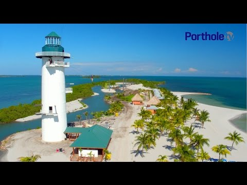 Harvest Caye, Belize, Norwegian Cruise Line's Newest Cruise