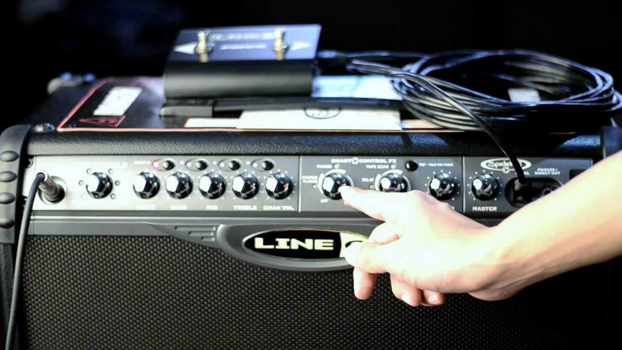 Line 6 Spider II 112 (75w) Test