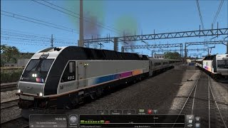 Train Simulator 2016 HD: NJT North Jersey Coast Line Train 3361 (NYP - Bay Head) Release Commentary