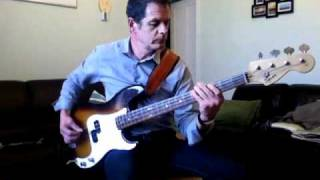 The Jam Eton Rifles bass cover