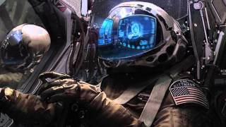 TR3B Flight Deck