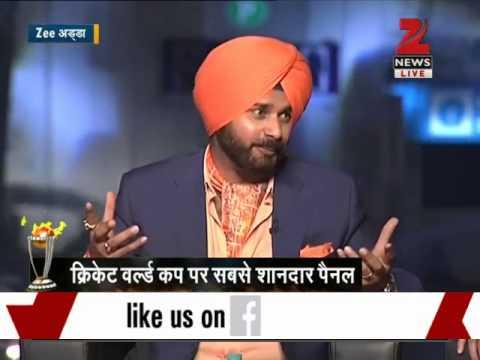 Exclusive: Navjot Sidhu, Shoaib Malik, Jadeja & Gaurav on India-Pak WC match- Part II
