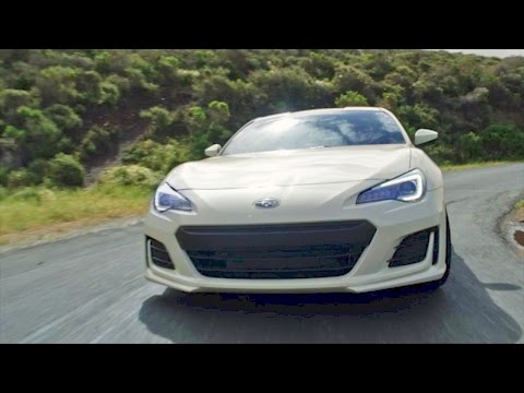2017 Subaru BRZ - Official Launch Video