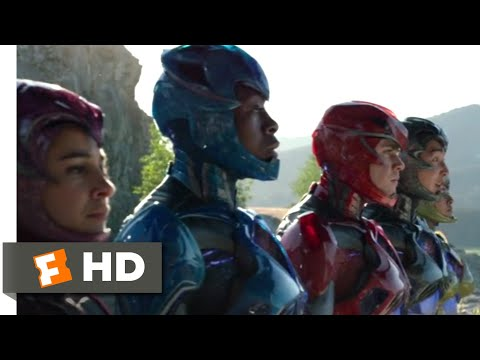 Power Rangers (2017) - Rangers vs. Putties Scene (5/10) | Movieclips