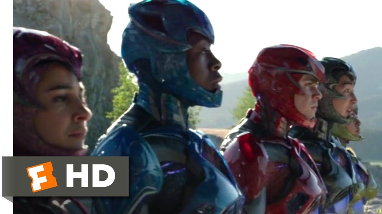 Download Power Rangers (2017) - Rangers vs. Putties Scene (5/10) | Movieclips