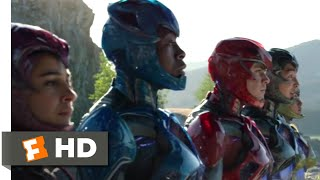 Video Power Rangers (2017) - Rangers vs. Putties Scene (5/10) | Movieclips download MP3, 3GP, MP4, WEBM, AVI, FLV Mei 2018