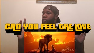 Baixar Donald Glover & Beyonce | Can You Feel The Love | Lion king Reaction