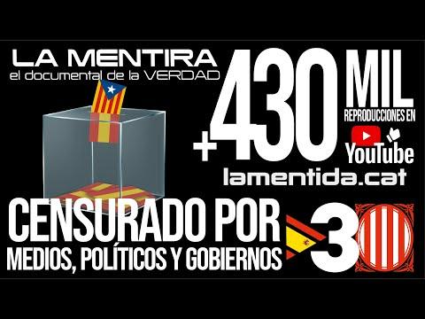 LA MENTIRA - EL DOCUMENTAL DE LA VERDAD (COMPLETO) - VERSIÓN EN ESPAÑOL