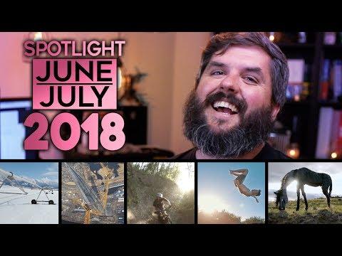 Community Spotlight June/July 2018