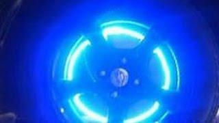 синяя мигалка на машину или велосипед(очень яркая лампочка, прикручивается на сосок :) брал здесь - http://ali.pub/g1yqw., 2016-01-21T16:29:34.000Z)