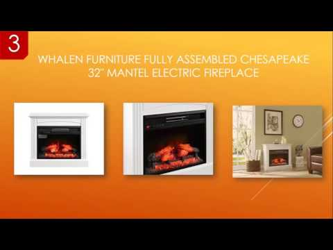 Best Electric Fireplace in 2017