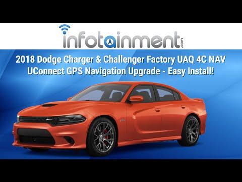 2018 Dodge Charger Amp Challenger Factory Uaq 4c Nav