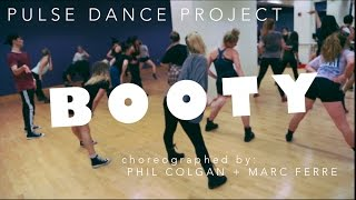 BOOTY (Remix) // Jennifer Lopez feat. Iggy Azalea // Pulse Dance Project