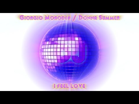 Giorgio Moroder & Donna Summer - I Feel Love MULTIREMIX 128 bpm