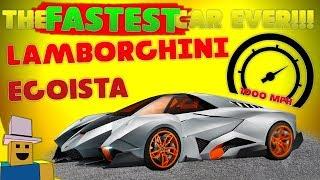 Vehicle Simulator   BUYING A $12,000,000 LAMBORGHINI EGOISTA!!!!