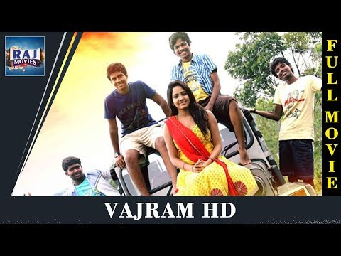 Vajram Tamil Full Movie | HD | Kishore, Sree Raam |  Raj Movies