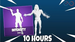 Fortnite Intensity Emote [10 Hours]