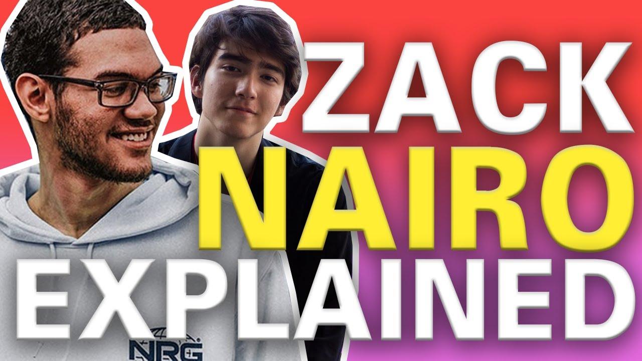'Smash Bros' Player CaptainZack Accuses Nairo of Having an ...