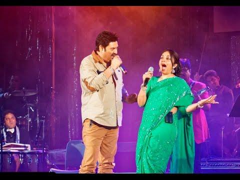 Kumar Sanu & Anuradha Palakurthi Concert ...
