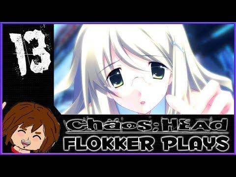 Let's Play 'ChäoS;HEAd' - [Ch. 1] - Part #13: Discombobulated