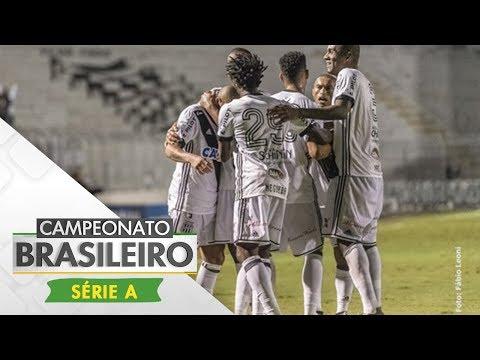 Melhores Momentos - Gols de Ponte Preta 4 x 0 Coritiba - Campeonato Brasileiro (19/07/2017)