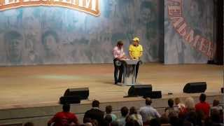 Уральские пельмени, 2012 г., г.Сочи(, 2012-08-18T10:28:28.000Z)