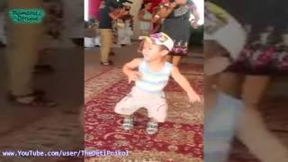 Джимми Подрастает, Юнный Танцор! Приколы с Детьми!