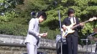 2009.9.13仙台「定禅寺ストリートジャズフェスティバル」での演奏です.