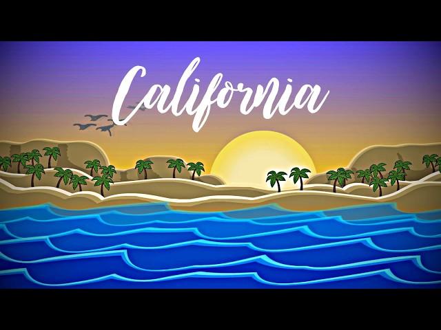 Preto & Branco - Califórnia (Áudio Oficial)