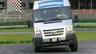 Conheça a nova Transit - AutoEsporte
