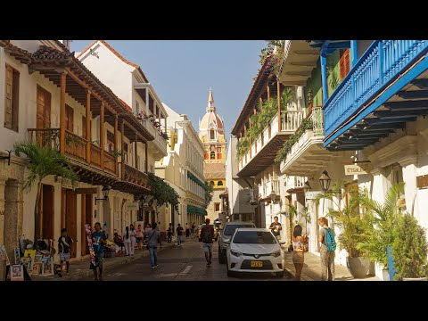 Cartagena, Colombia in 4K Ultra HD