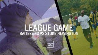 FIRST LEAGUE GAME OF THE SEASON | BAITEZE FC | SUNDAY LEAGUE