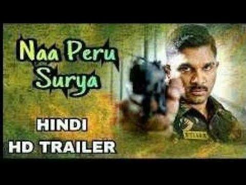 Naa peru suriya 2018 ! Hindi dubbed...