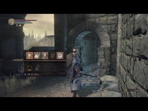 Dark Souls 3 starter weapon 2