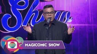 Keluarga Abdel Humoris, Sampai Maminya Sebelum Meninggal Aja Masih Becanda - Magicomic Show