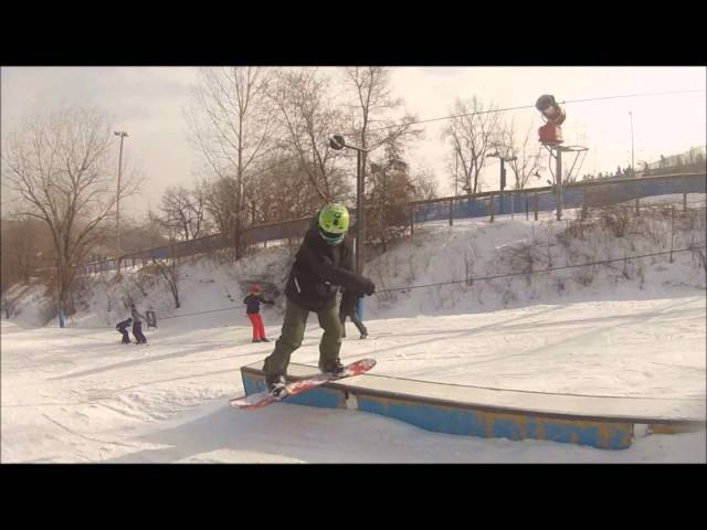 Buck Hill Video Contest 2015 - Gabe Czajkowski