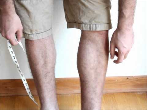 how to work out your calves