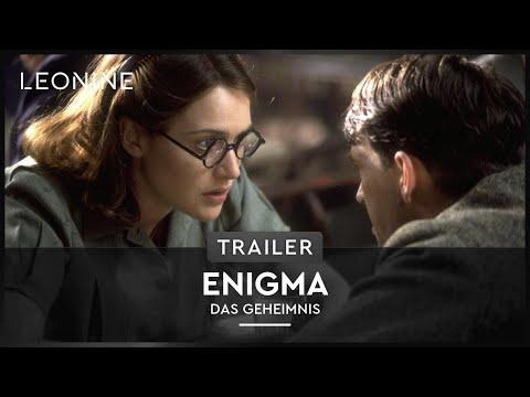 Enigma - Das Geheimnis - Trailer (deutsch/german)