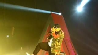 Perros Salvajes (En Vivo) - Daddy Yankee - URBAN KINGS 2015, Movistar Arena, Chile