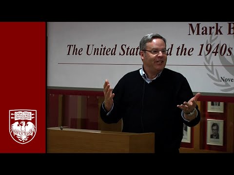 Mark Philip Bradley - The United States and the 1940s Global Human Rights Imagination