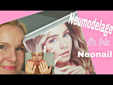 Mrs. Bella Neonail Neumodelage | toller Uv Nagellack |Tutorial, Nail polish, wolfsmama, ü50, Hamburg thumbnail